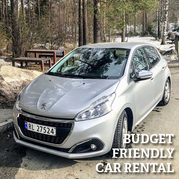 Plan Your Trip To Norway Blue Car Rental Norway